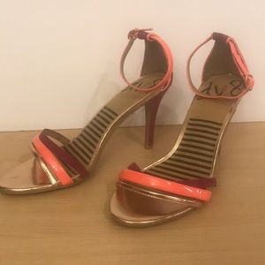 DV8-Dolce Vila High Heels with Ankle Strap